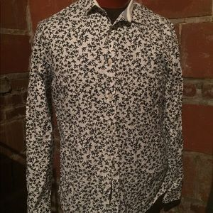 Zara Men Shirt Size Large